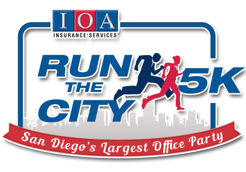 Run the City 5K Logo